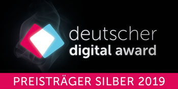 Digital Award Preistraeger 2019