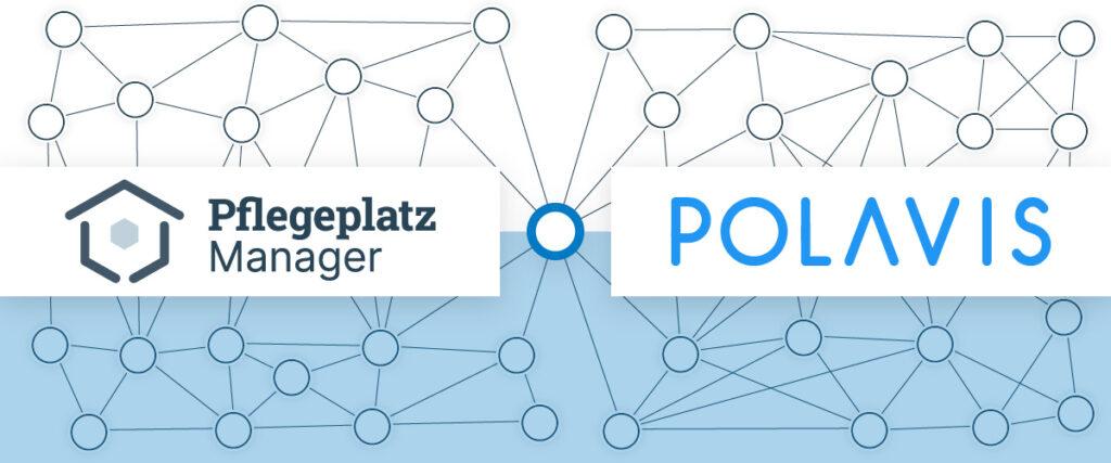 POLAVIS und Pflegeplatzmanager bieten gemeinsame Lösung für Patientenportale